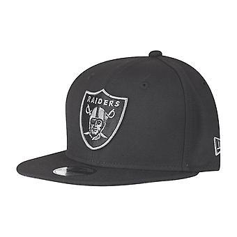 New era 9Fifty Snapback KIDS Cap - Oakland Raiders Black