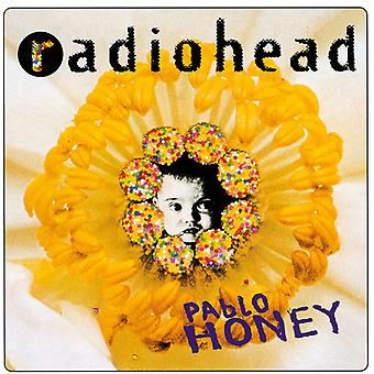 Radiohead - Pablo Honey [CD] USA import