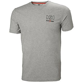 Helly Hansen Mens Kensington Cotton Workwear T Shirt Tee
