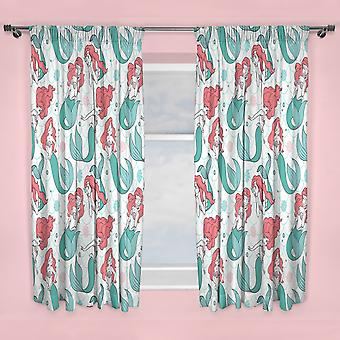 Disney Princess Oceanic Curtains