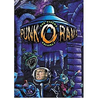 Punk-O-Rama - Vol. 1-Punk-O-Rama [DVD] USA import