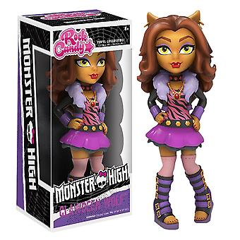 Monster High Clawdeen Wolf Rock Candy