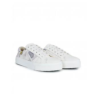 Ted Baker Ephielp Opal Print Leather Cupsole Trainers