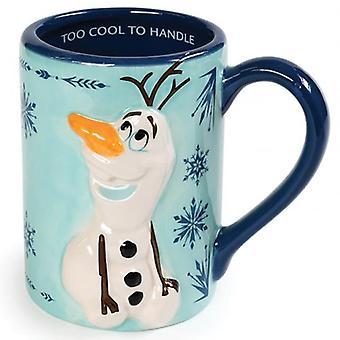 Frozen 2 3D Mug Olaf