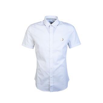 Moschino Shirt Short Sleeve Slim Fit Mc755 85 S3253