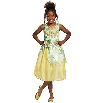 Tiana Disney The Princess And The Frog Book Week Toddler Girls Costume 3T-4T