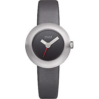 M & M Germany M11948-825 Basic-M Women's Watch