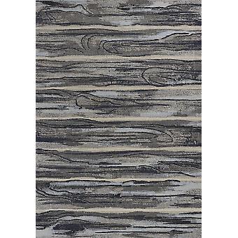3' x 5' Grey Landscapes Area Rug