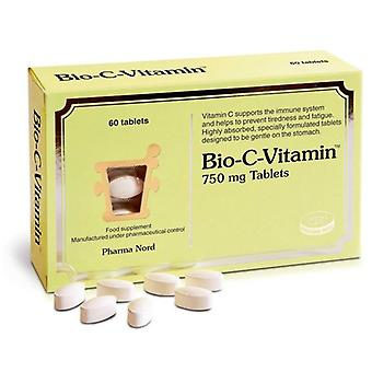 PharmaNord Bio-C-Vitamin 750mg Caps 60