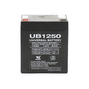 Utskifting UPS batteri kompatibel med Exide UB1250