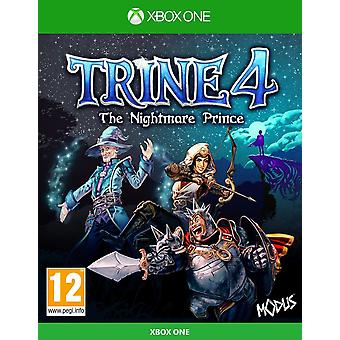 Trine 4 The Nightmare Prince Xbox One Game