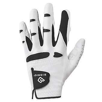 Bionic Womens StableGrip Cabretta Leather Breathable Padded Golf Glove - LH