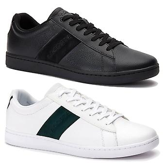 Lacoste Mens Carnaby Evo 319 1 SMA Leather Trainers