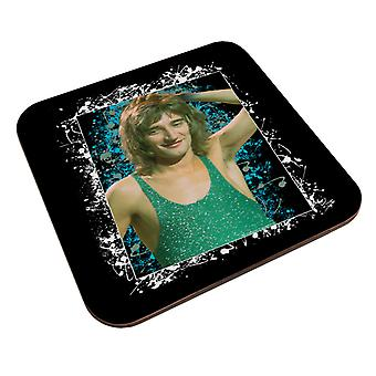 TV Times Rod Stewart Russell Harty Plus Coaster