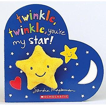 Twinkle Twinkle youre min stjärna av Sandra Magsamen