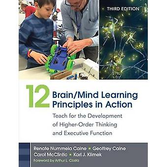 12 BrainMind Learning Principles in Action by Renate Caine