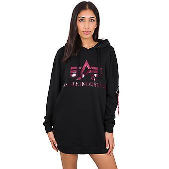 Alpha Industries Women's Hoodie Big A