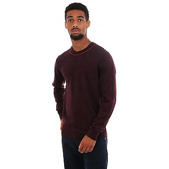 PS Paul Smith Cn Ls Jumper Avec Contrast Piping