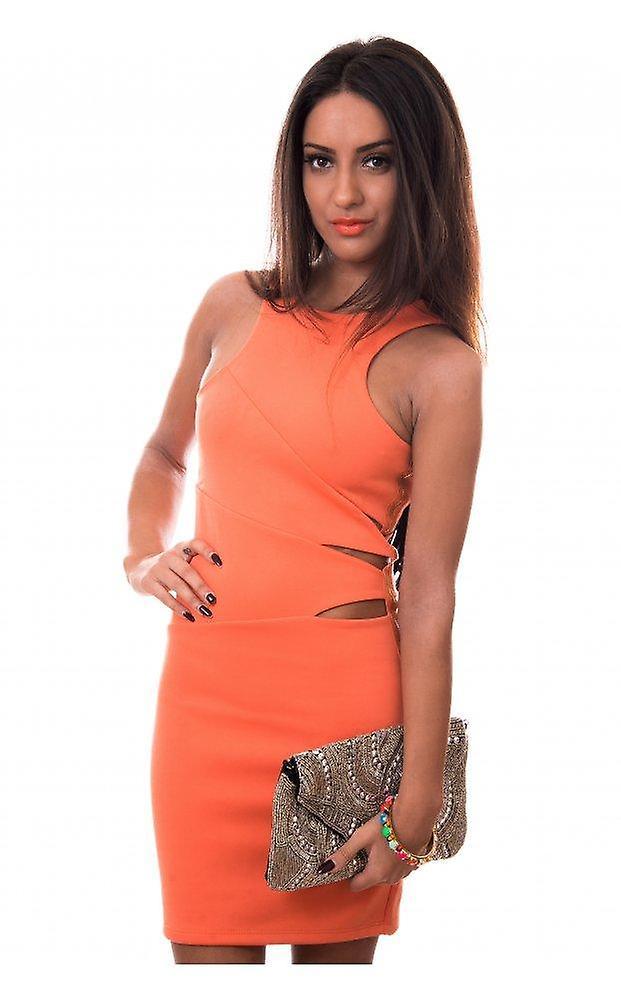 Boom Strap Back Dress