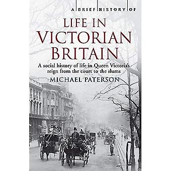Une brève histoire de la vie dans l'Angleterre victorienne