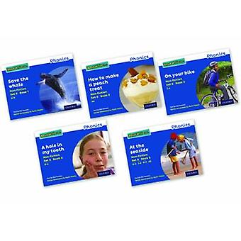 Read Write Inc. Phonics Blue Set 6 Nonfiction Mixed Pack of 5 by Gill Munton