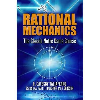 Rational Mechanics od R. Taliaferro