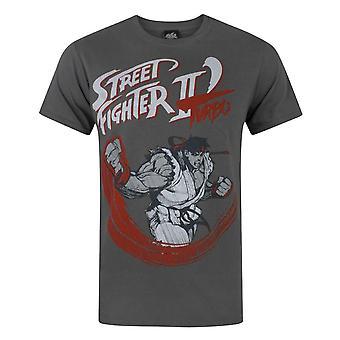 Street Fighter Turbo Men's T-Shirt