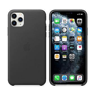 Apple Leather Case for iPhone 11 Pro Max Black Case Protective Case Case Case Case