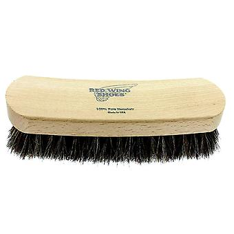 Rode Vleugel Horsehair Buffing Brush