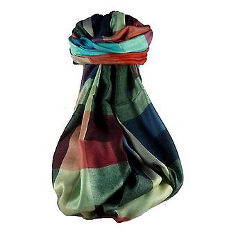 Herren Premium Seide zeitgenössische Schal 3389 von Pashmina & Seide