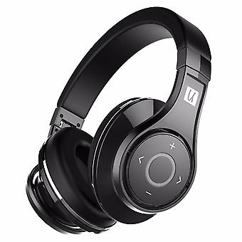 Bluedio Original Bluedio UFO Wireless Wireless Over Ear Headphones Headphones Bluetooth 4.1 Black