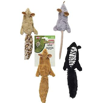Agrobiothers Skinneeez Forest Animals For Cats (Gatos , Juguetes , Varitas)
