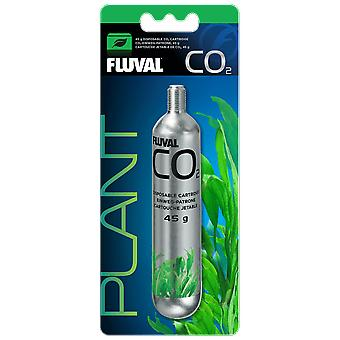 Fluval Co2 Cartucho Desechable 45G 1Piezas (Fish , Maintenance , Water Maintenance)