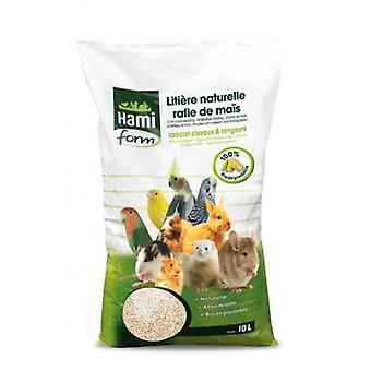 Hami Form Natural Corn Bed (Small pets , Birds , Bedding , Bedding & Litter)