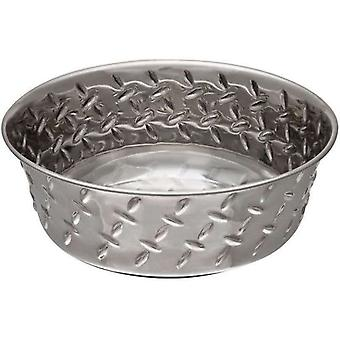 Loving Pets Diamond Bowl With Base Slip (Dogs , Bowls, Feeders & Water Dispensers)