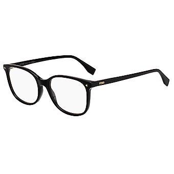Fendi FF0387 807 Black Glasses