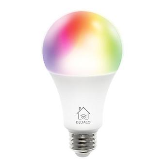 Inteligentna lampa LED RGB, E27, WiFI