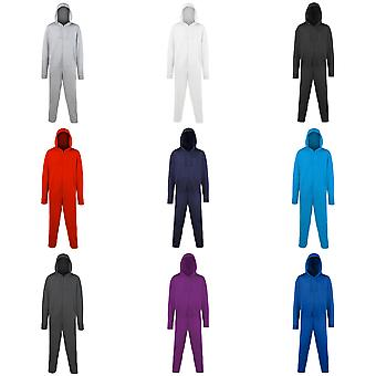 Comfy Co Unisex sima csuklyás all in One onesie (280 GSM)