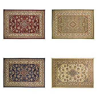 Flair Rugs Sincerity Sherbourne Antique Design Oblong Floor Rug