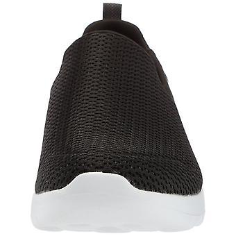 Skechers Womens 15600 Go Walk Joy Fabric Low Top Slip On Walking Shoes