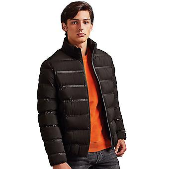 Outdoor Look Mens Welded Padded Insulated Quilted Jacket