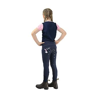Little Rider Girls Little Unicorn Breeches