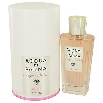 Acqua Di Parma Rosa Nobile Eau De Toilette Spray By Acqua Di Parma 4.2 oz Eau De Toilette Spray