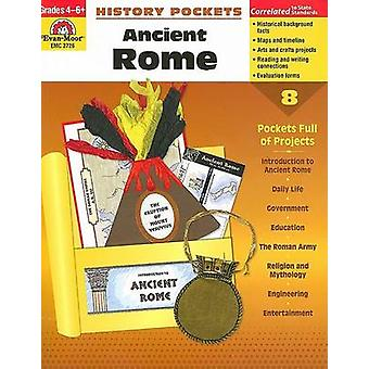 Ancient Rome Grades 4-6+ by Evan-Moor Educational Publishers - 978159
