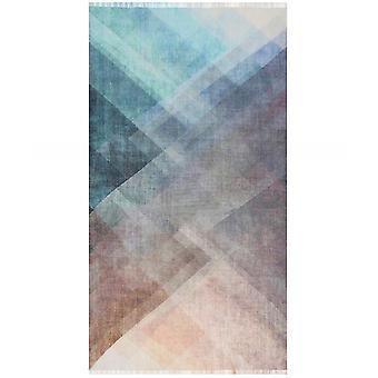 Ahujasons Abstract Shades Print Scarf