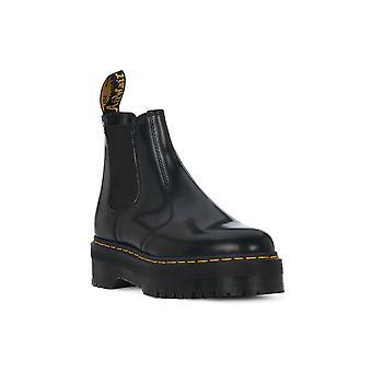 Dr Mar 2976 quad black boots