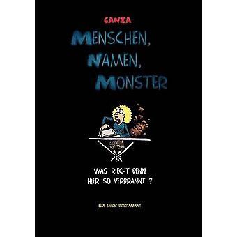 Menschen Namen Monster by Cania