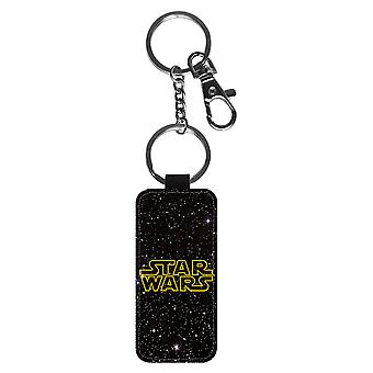 Star Wars Logo Nyckelring