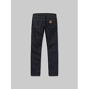 Carhartt WIP Stretch Denim Rebel Pant - Blue One Wash