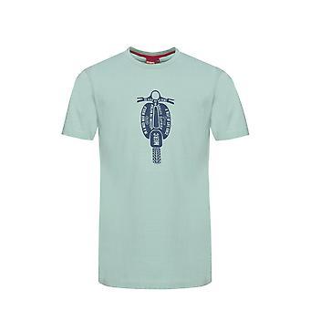 Cullum Scooter Print T-Shirt